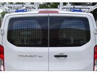 Safety GRILLS FOR VAN windows
