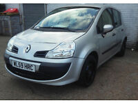 RENAULT GRAND MODUS 2010 1.2 PETROL - CHEAP, ECONOMICAL, LOW MILEAGE AWARD WINNER IN FRANCE