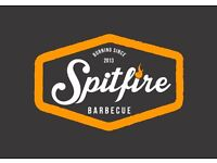 Spitfire BBQ - Experienced Chefs and Bar Staff