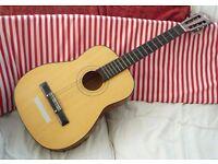 Kanok Nylon String Guitar 1990s Vintage Classical