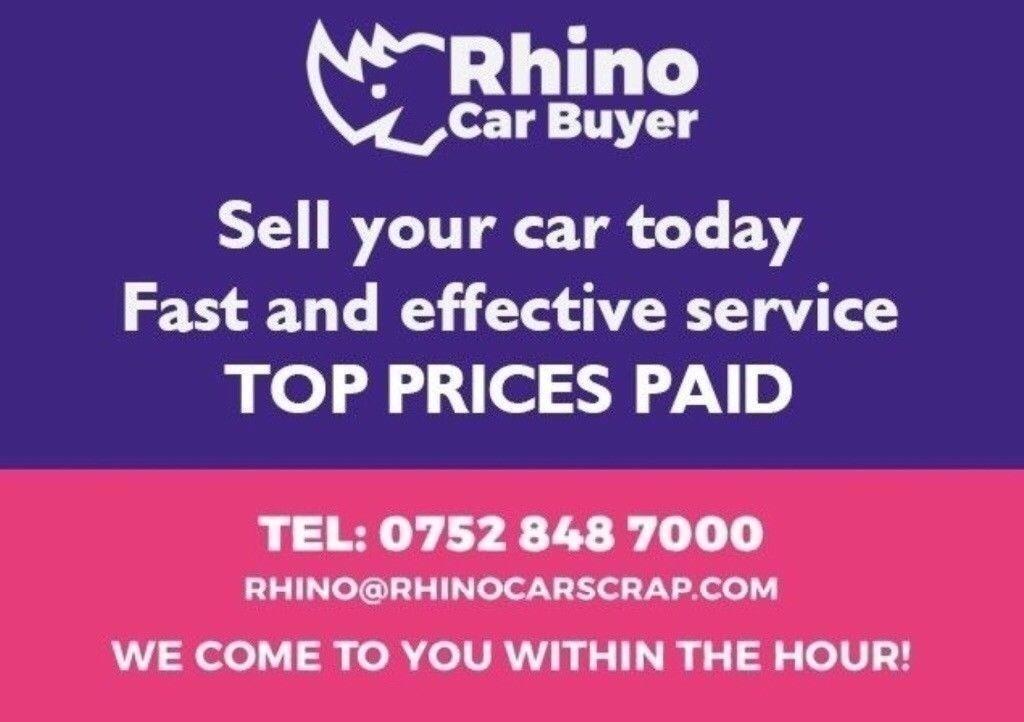 RHINO CAR SCRAP | Sell my car today , cash for cars , cars & Vans ...