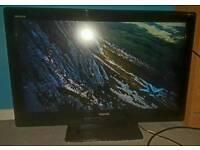 """32"""" TV (Toshiba Regza Flatscreen)"""