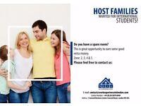 Host Family Needed For International Student!