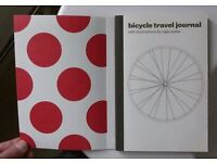 Bicycle Travel Journal by Nigel Peake - BRAND NEW