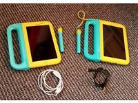 Samsung Galaxy Kids Tabs x2