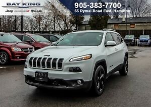 2017 Jeep Cherokee LIMITED HIGH ALTITUDE, GPS, BACKUP CAM, SAFET