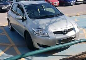 For sale Toyota auris D4D