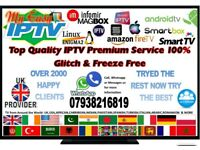 IPTV with Full Epg Update all Smart Devices Android/Zgemma/Openbox/Firesticks/Smart Tv/No Middle Man