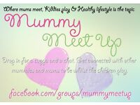 Mummy Meet Up - Where mums meet, kiddies play and healthy lifestyle is the topic