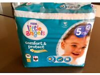 Asda size 5 nappiesx 39- bought the wrong size!