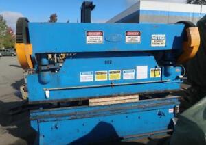 CHICAGO 150-Ton Press Brake