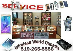 SPEEDY SAME DAY CELL PHONE/ COMPUTER REPAIR NOW OPEN ON STONE RD...... LOWEST PRICES/ BEST QUALITY IN GUELPH
