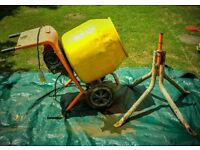 Belle mini mix 150 cement mixer (110 Volt)