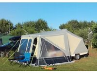 Camplet Suvanne trailer tent
