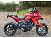 Immaculate Ducati Multistrada 1200 S Touring
