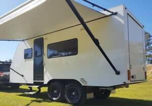 2015 Full Off-Road Off-Grid 19ft Caravan, Ensuite, sleep 4 Gympie Gympie Area Preview