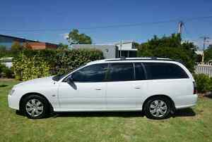 2007 Holden Commodore Wagon Warradale Marion Area Preview