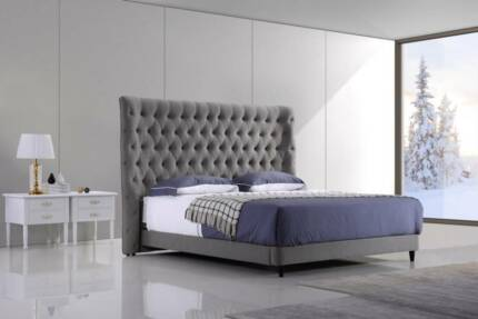 "KING bed DESIGNER ""SAMBA"" HOT HOT CLEARANCE NOW $1999!!"