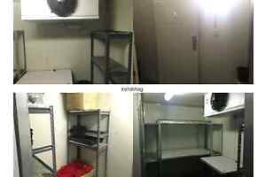Shop shelves - fitters- all for sale- must GO Canley Vale Fairfield Area Preview