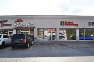 RETAIL SPACE AVAILABLE IN ESTABLISHED PLAZA