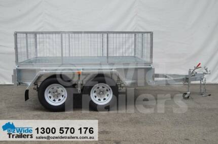 8x5 Tandem Trailer to SYDNEY HIGH QUALITY Sydney City Inner Sydney Preview