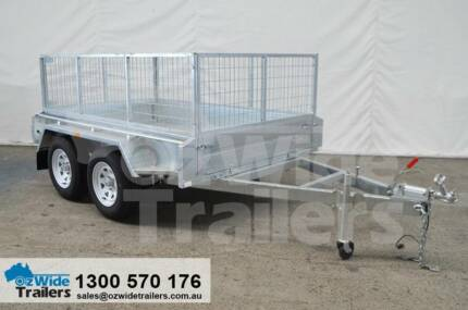 8x5 Tandem Trailer to SYDNEY HIGH QUALITY