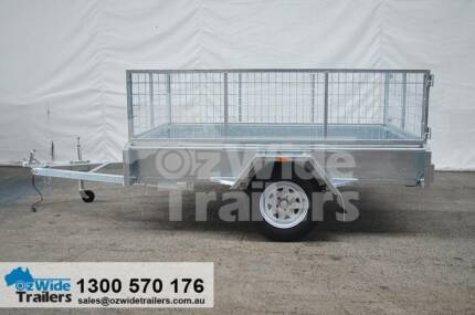 8x5 Single Axle Trailer to SYDNEY HIGH QUALITY Sydney City Inner Sydney Preview