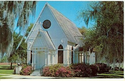 For sale FLORIDA, FRUITLAND PARK HOLY TRINITY EPISCOPAL CHURCH SPRING LAKE (FL-F MISC*)