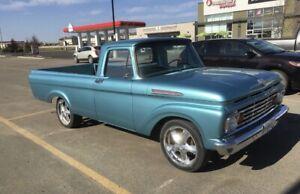Trade?? Rare Unibody 1963 Mercury M100