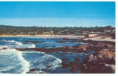 Monterey California Carmel Bay Monterey Peninsula Ca Box 838
