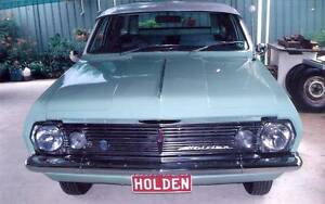 1966 Holden HR Wagon Andrews Farm Playford Area Preview