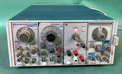 Tektronix Tm504 Chassis W Fg501 Fg502 Fg503 Ps501