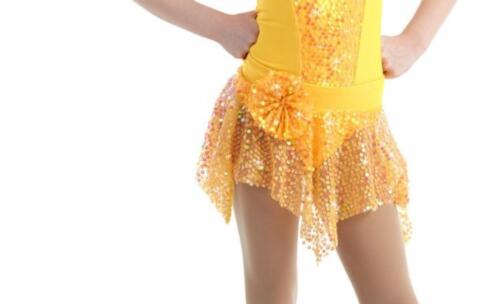 Child Extra Small Buttercup Lyrical Skirt Ballet NEW - Group Lot of 9