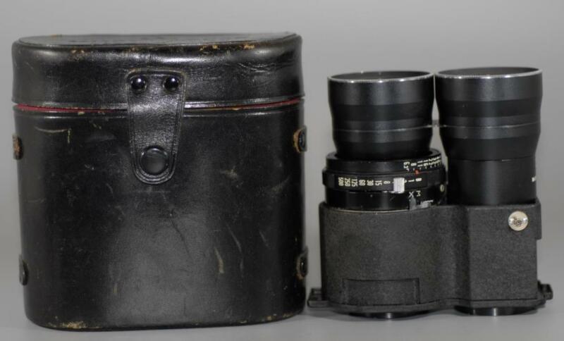 Mamiya C 250mm f6.3 Tele lens for C330 C330F C330S C220 with case - Nice Ex++!