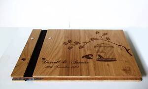 PERSONALISED guest book wedding party engagement part guest book, a5 size