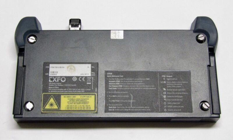Exfo FTB-720-23B-EA 1310nm/1550nm OTDR Module for FTB-1 LAN/WAN Access Platform
