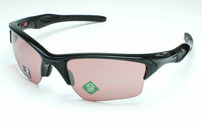 OAKLEY HALF JACKET 2.0 XL Sunglasses OO9154-6462 Black Frame W/ PRIZM Dark Golf