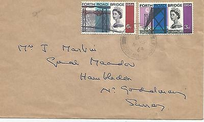 FORTH ROAD BRIDGE 4th SEPT 1964 FIRST DAY COVER  REF 860