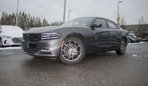 2017 DODGE CHARGER SXT/AWD/AFFORDABLE