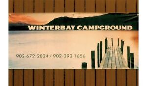 Campsites and cottages available