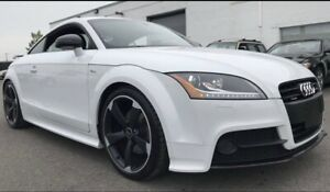 2014 Audi TTS - AWD - Fully Equipped Mint