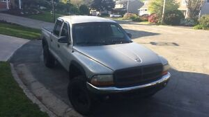 2000 Dodge Dakota SLT 4x4 Quad cab