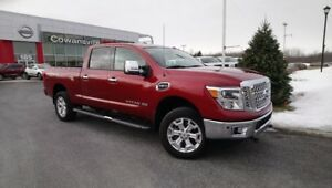 2016 Nissan Titan XD SL + GPS + CUIR Price with financing
