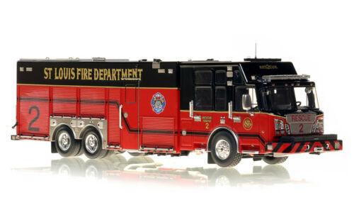 ST. LOUIS FIRE DEPARTMENT SVI/SPARTAN RESCUE 2 1/50 Fire Replicas FR004-2