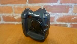 Olympus  E-1  DSLR Camera w/ HLD-2 Battery Grip Reduced to $125