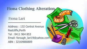 Fiona clothing alteration Redcliffe Belmont Area Preview