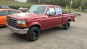 Forsale or trade. 1992 f150