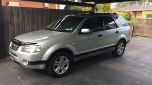 2004 Ford Territory GHIA Dingley Village Kingston Area Preview