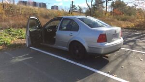 2002 Jetta PARTS ONLY