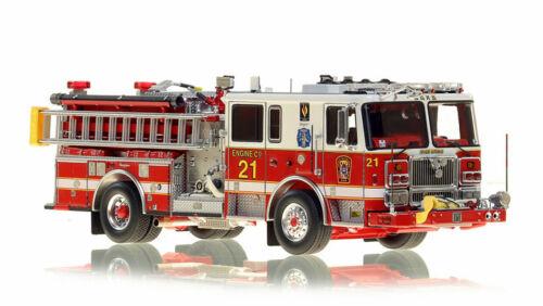 Washington DC Seagrave Capitol Pumper Engine 21 1/50 Fire Replicas FR061-21